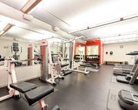 Radius gym Logan Circle