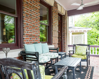 Furnished 2 bedroom apartment in Adams Morgan