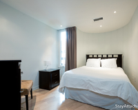 Serviced apartments in Georgetown - Bedroom #1