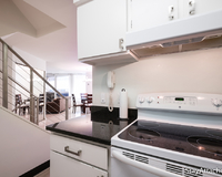 Serviced apartments in Georgetown - Kitchen