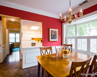 Fully furnished 1 bedroom in Dupont/dining room