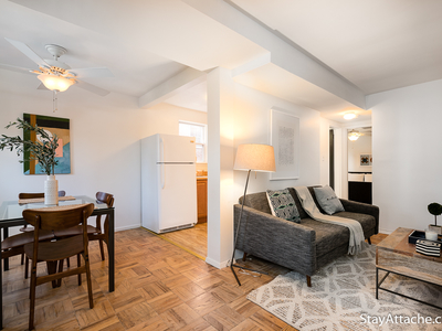 Furnished Housing Washington DC | Stay Attache - 800-916-4903