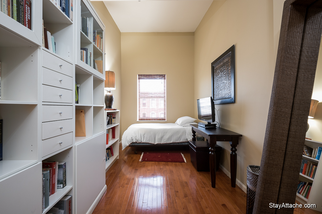 Furnished apartments in Washington DC - bedroom