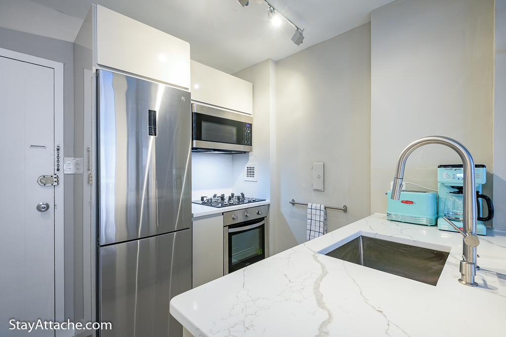 Furnished 1bd in Foggy Bottom